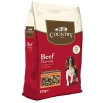 Country Value Beef Dog Food - 1.25kg